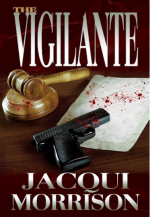 THE VIGILANTE COVER