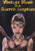 VINTAGE BLOOD AND THE SACRED SCEPTERS COVER 2