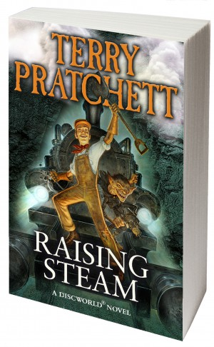 Raising-Steam-Paperback