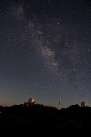 MilkyWay Over KPNO: P. Marenfeld & NOAO/AURA/NSF