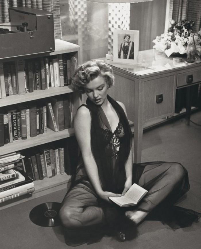 Marilyn Monroe book love