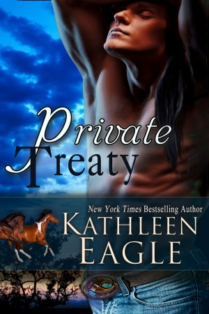 Kathleen Eagle's latest release is Private Treaty