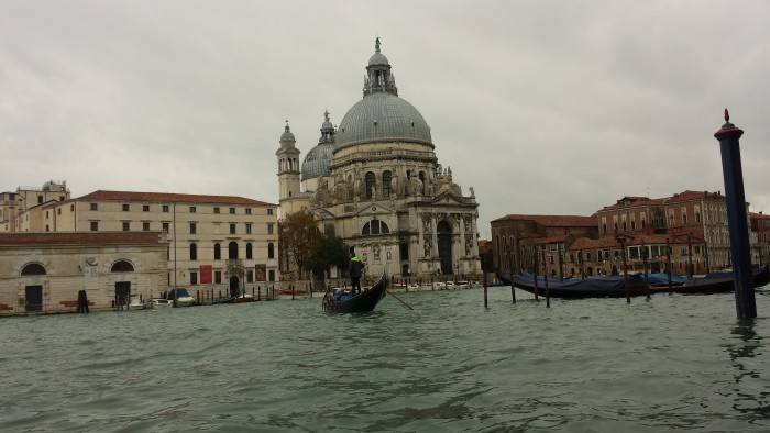 Venice, Italy was captured by Patricia Barletta's imagination before she captured this photo.