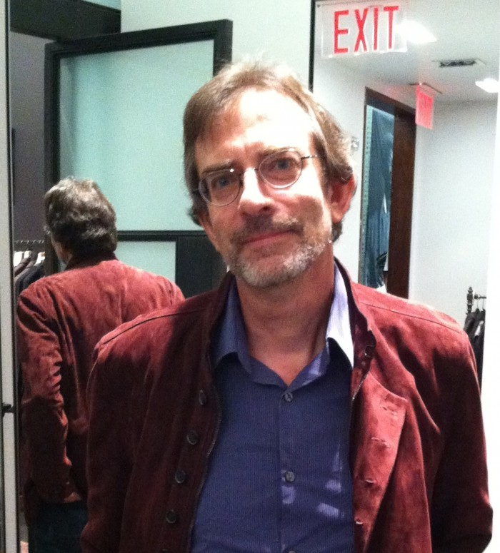 Jeffrey Marriotte, bestselling supernatural thriller and horror author