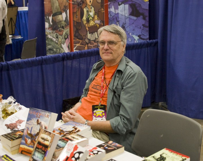 Prolific Fantasy and Sci-Fi Author Robert E. Vardeman