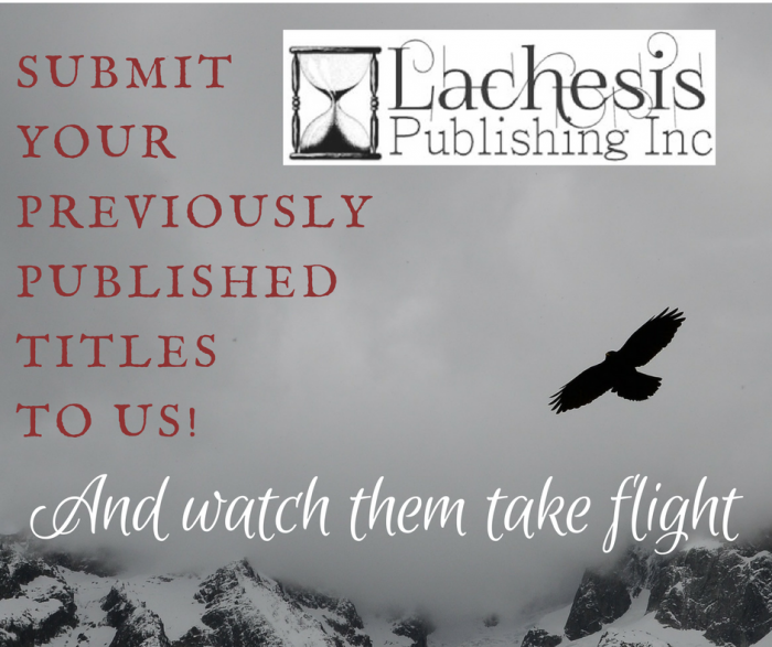 We are looking for authors like you!