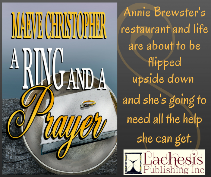 RING AND A PRAYER POSTCARD